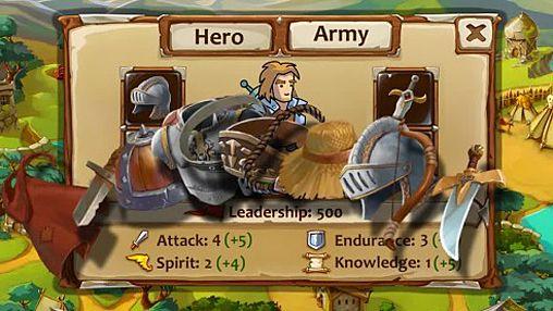 Screenshot Braveland on iPhone