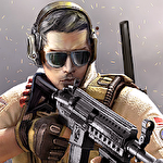 Ghost sniper shooter: Contract killer icône