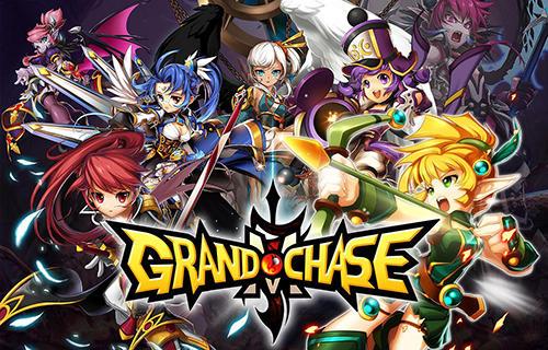 Grand chase M: Action RPG Screenshot