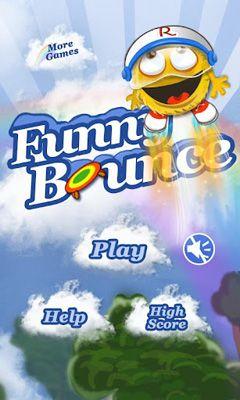 Funny Bounce captura de pantalla 1