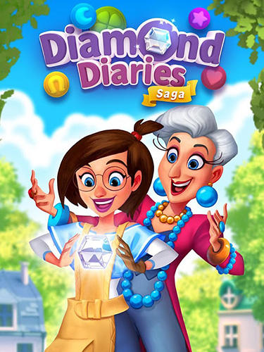 Diamond diaries saga скриншот 1