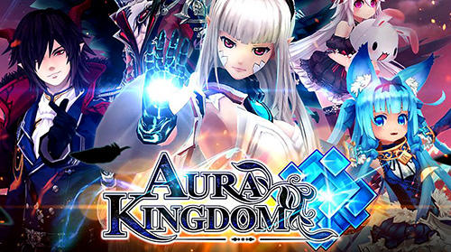 Aura kingdom captura de pantalla 1