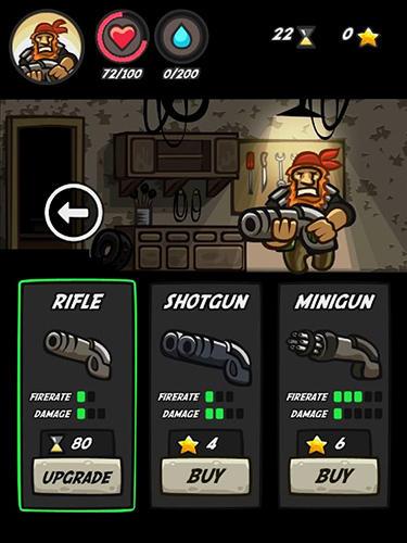 Dead world heroes: Lite Screenshot