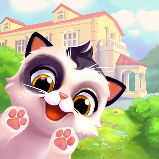 Иконка Catapolis: Grand Pet Game | Kitty simulator