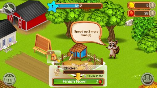 Green acres: Farm time for Android