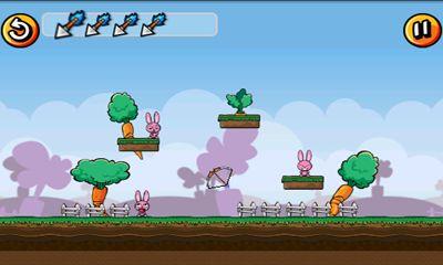 Arcade Bunny Shooter für das Smartphone