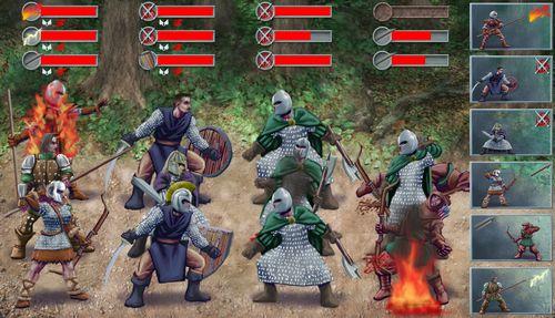 Tales of Illyria: Fallen knight screenshot 4