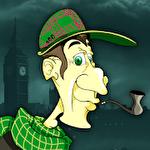 Detective Sherlock Holmes: Spot the hidden objects Symbol