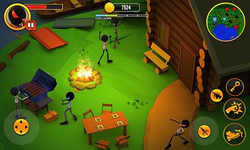 Camper grand escape story 3D auf Deutsch