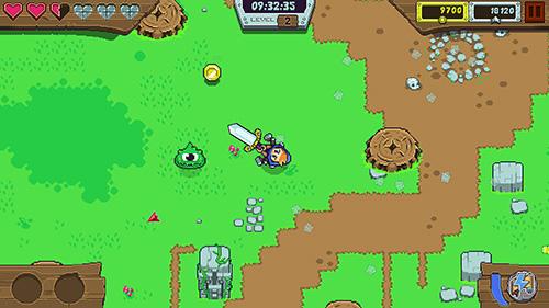 Arcade-Spiele Dizzy knight für das Smartphone