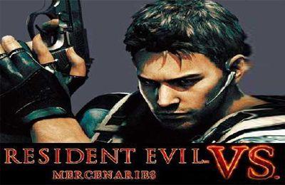 logo Resident Evil gegen Söldner