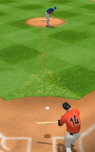 Tap sports baseball für Android