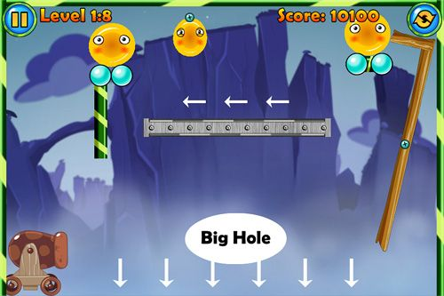 Screenshot Jelly Cannon: Reloaded auf dem iPhone
