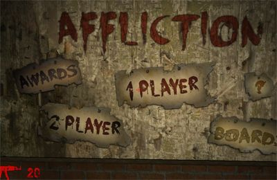 Affliction: Zombie Rising for iPhone