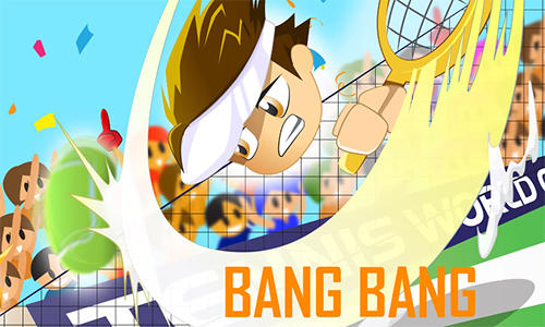 Bang bang tennis captura de tela 1