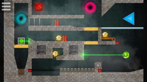 Laserbreak 2 auf Deutsch