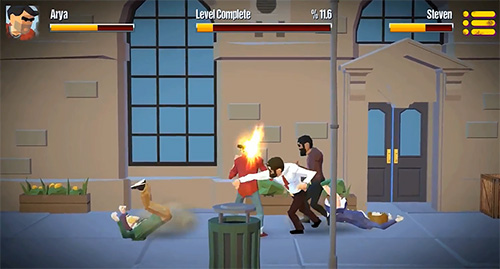 City fighter vs street gang für Android