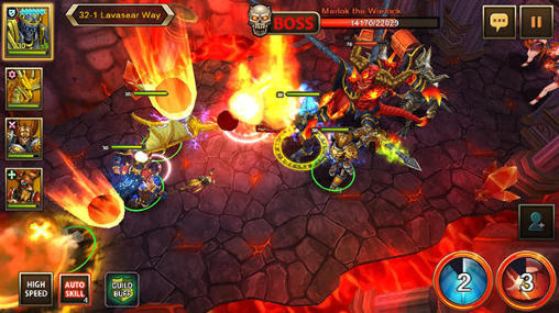Wrath of Belial para Android