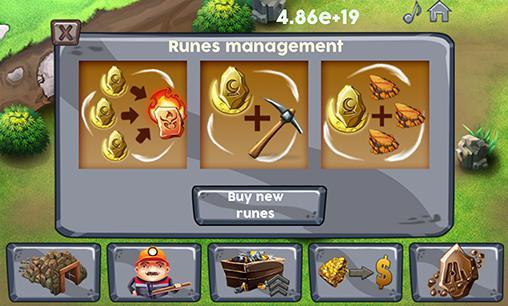 Idle miner tycoon. Clicker mine idle tycoon für Android