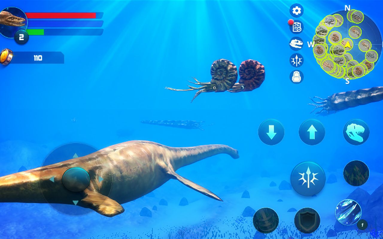 Plesiosaurus Simulator screenshot 3