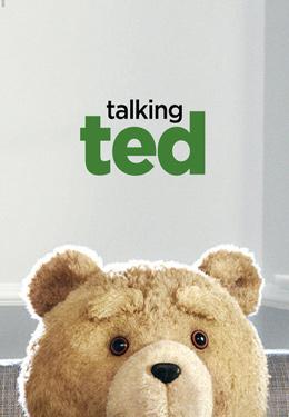 logo Sprechender Ted. Unzensiert