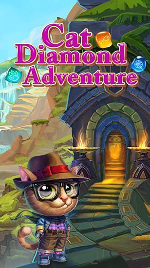 Cat diamond adventure screenshot 1