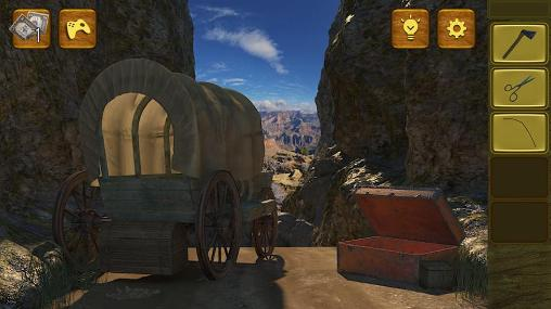 Wild West escape für Android