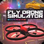 Fly drone simulator extreme icono