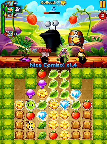 Best fiends rivals pour Android
