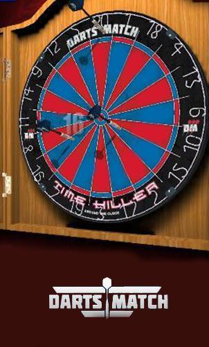 Darts match Screenshot