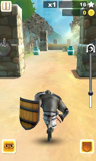 Legendary knight скриншот 1