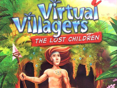 logo Virtuelle Dörfer: Die verlorenen Kinder