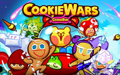 Cookie wars: Cookie run скриншот 1