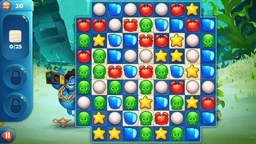 Arcade Fish world für das Smartphone