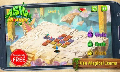 Asva the monkey Screenshot