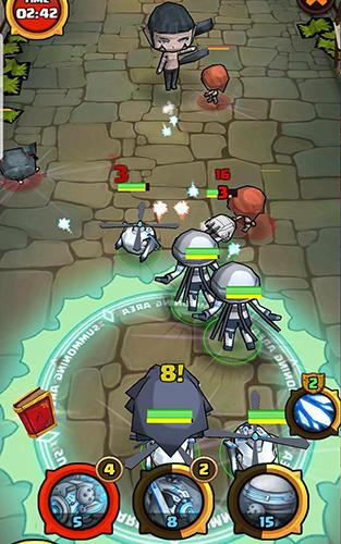 Summoners battle: Angel's wrath für Android