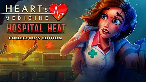 Heart's medicine: Hospital heat captura de tela 1