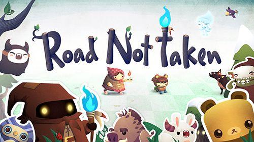 Road not taken screenshot 1