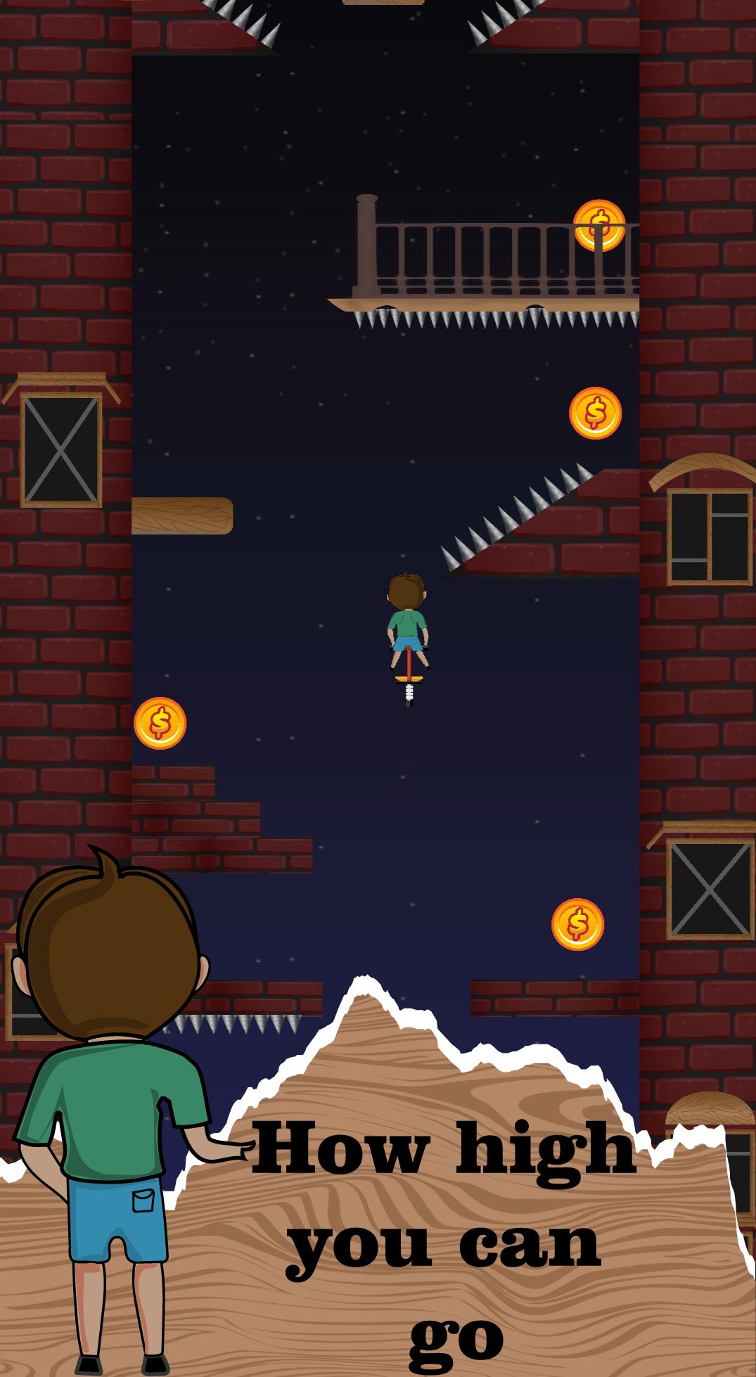Jumping Jack スクリーンショット1