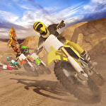 Trial xtreme dirt bike racing: Motocross madness icon