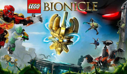 LEGO: Bionicle icône