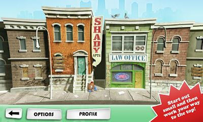 Adventure games Devil's Attorney for smartphone