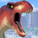 Dino rampage 3D icône