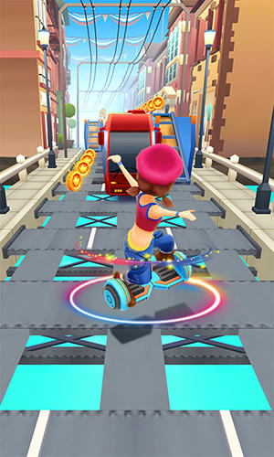 Hoverboard rush für Android