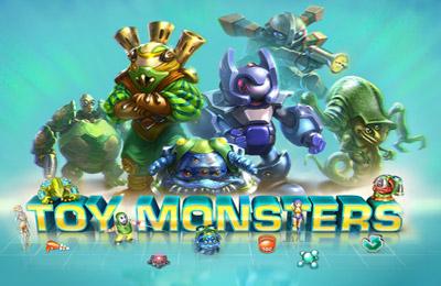 logo Spielzeug-Monster