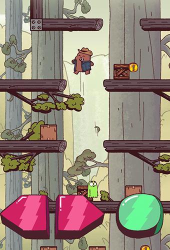 Arcade-Spiele Cartoon network: Party dash für das Smartphone