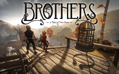 logo Brüder: Eine Geschichte über zwei Brüder