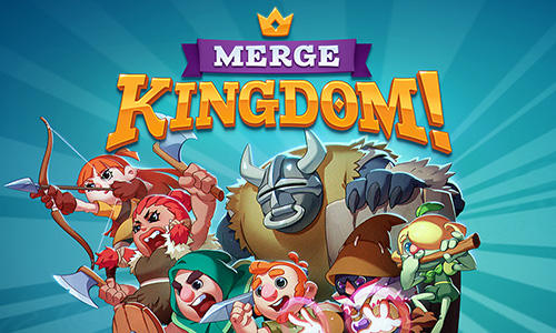 Merge kingdom! screenshot 1