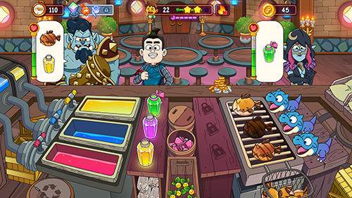 Potion punch 2: Fantasy cooking adventures para Android