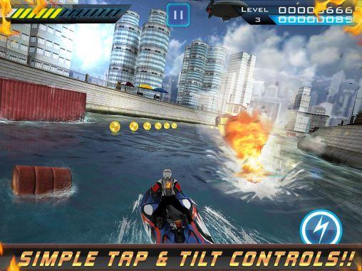 Dhoom: 3 jet speed screenshot 2